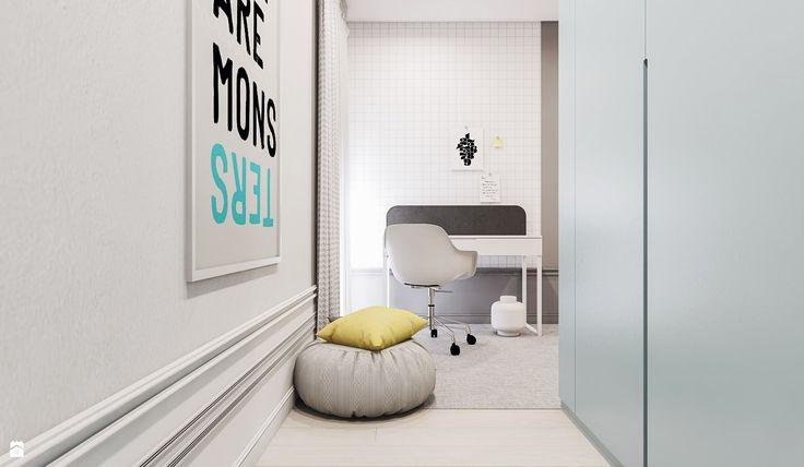 Pokój dziecka styl Eklektyczny - zdjęcie od A2 STUDIO pracownia architektury - Pokój dziecka - Styl Eklektyczny - A2 STUDIO pracownia architektury