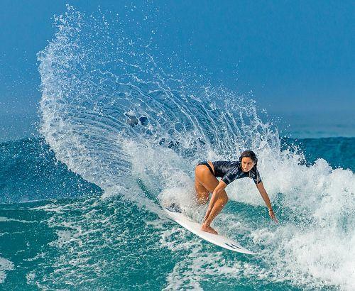 Pro Surfer Alessa Quizon | Pro Surfer Alessa Quizon www.ins… | Flickr