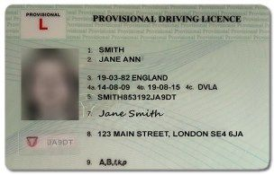 Provisional Driving Licence-How to get one