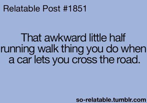 mine is more like half jog half penguin waddle