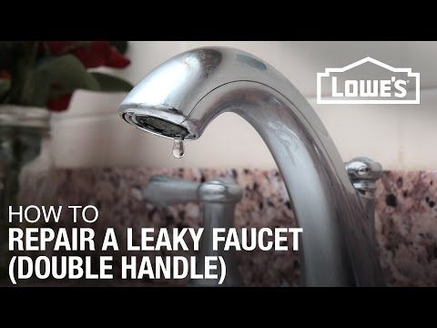 how to fix leaking outside faucet handle