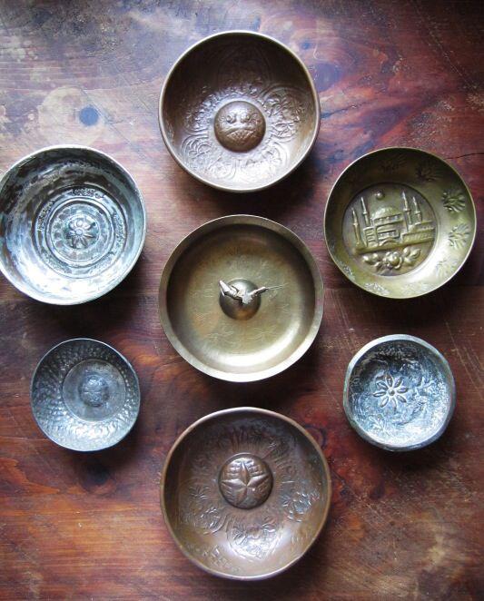 Turkish Hammam Bowls