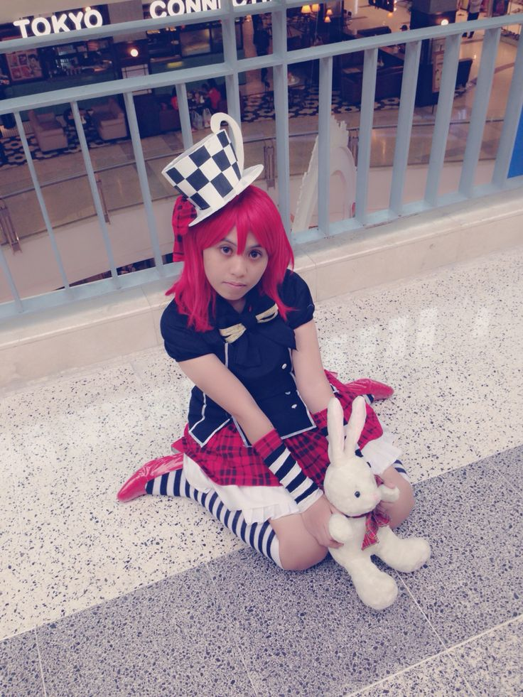 Me as maki nishikino