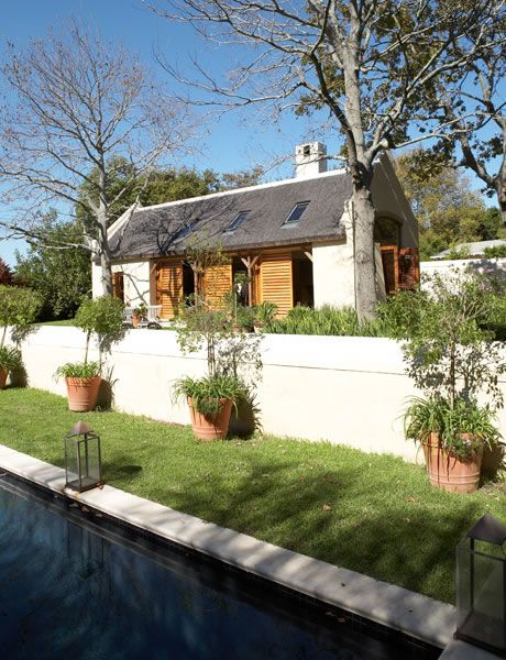 Simon McCullagh Architects | Cape Vernacular Style Architecture