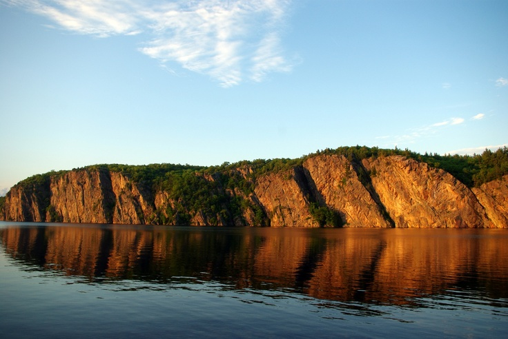 Bon Echo Provincial Park (I've been here! One of our favourite places to camp!)