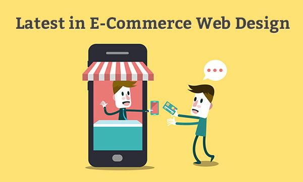 Here You Can Read What's the Latest in E-Commerce Web Design? #ECommerceWebDesign #ECommerce #WebDesign #WeblinkIndia