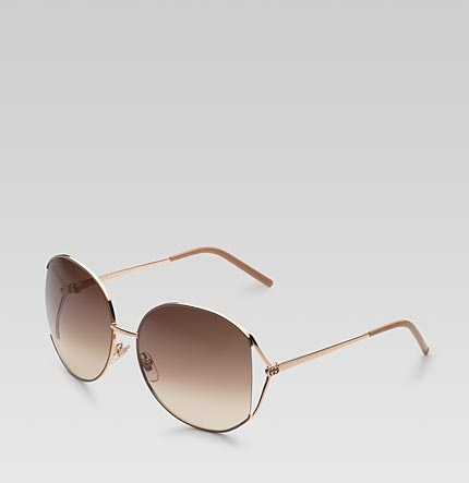 yes: Fashion Sen, Round Frames, Gucci Sunglasses, Large Round, Gucci Large, Accessories Shoes, Fashion Accessories, Frames Sunglasses, Gucci 325