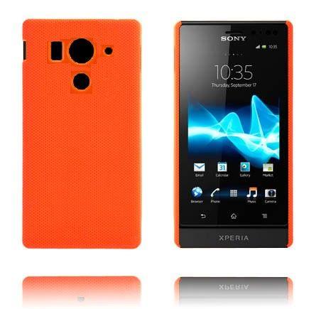 Supra (Oransje) Sony Xperia Acro S Deksel