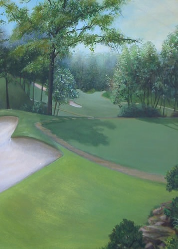 32 Best Images About Golf Murals On Pinterest Golf