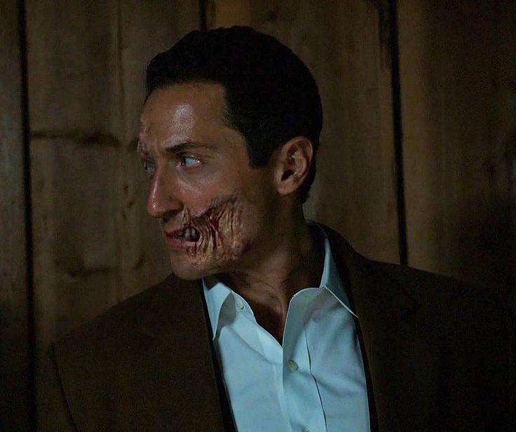 Sasha Roiz as Capt. Sean Renard in Grimm, Season 3, Episode 2 - PTZD