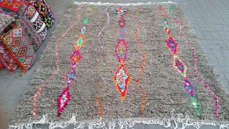 Azilal vloerkleed, 280cm x 180cm   | Rozenkelim.nl - Groot assortiment kelim tapijten