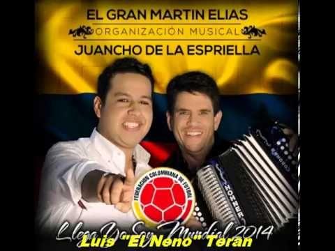 YO SOY MUNDIAL - LO NUEVO DE MARTIN ELIAS