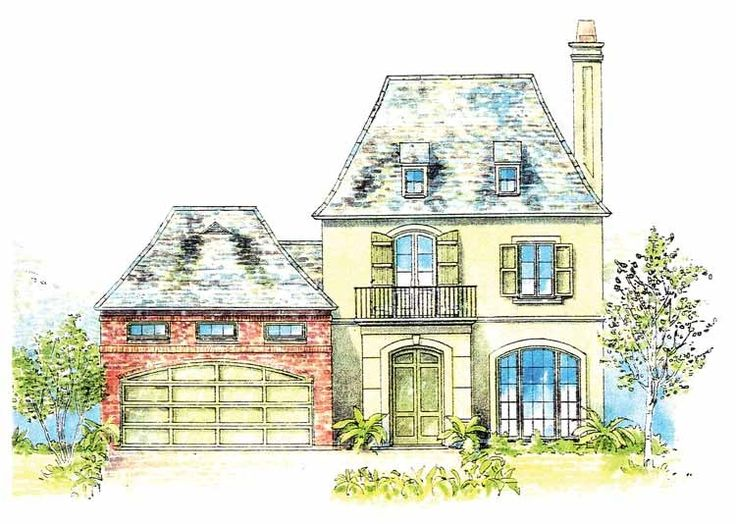 eplans french country house plan looks are deceiving 3337 square feet and 3 bedrooms