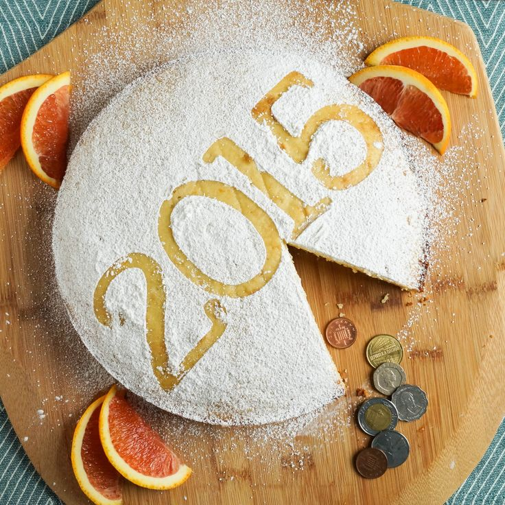 Vasilopita is a Greek cake or bread eaten during the New Year. It is named after Agios Vasilis (Saint Basil), with Saint Basil's Day being January 1st. The exact cake/bread differs depending …