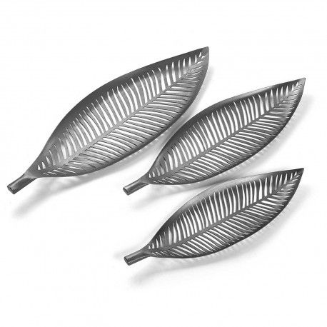 SET HOJAS DECORATIVAS RI #set #hojas #decorativas    SET FIGURATIVE LEAVES #figurative #versa #home #decor