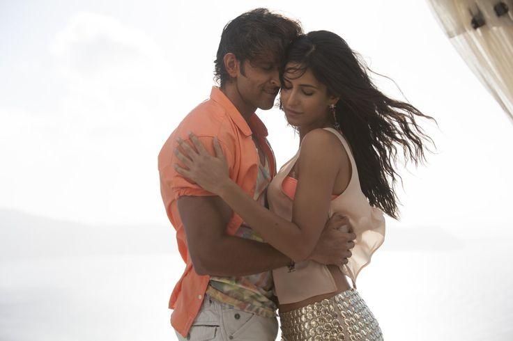Hrithik Roshan and Katrina Kaif in Bang Bang (2014)