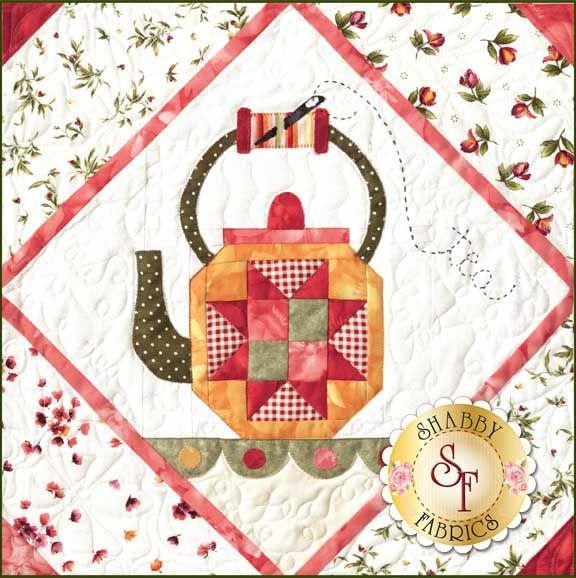 115 Best Tea Pots Tea Cups Applique Patterns Images On