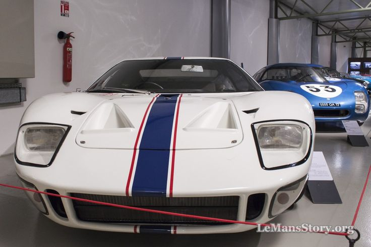 Ford GT40 1967 Ultimate Racing History Le Mans Car Museum