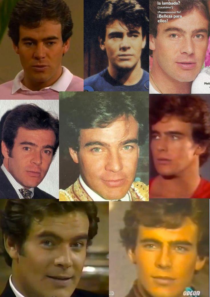 Guillermo Capetillo - collage