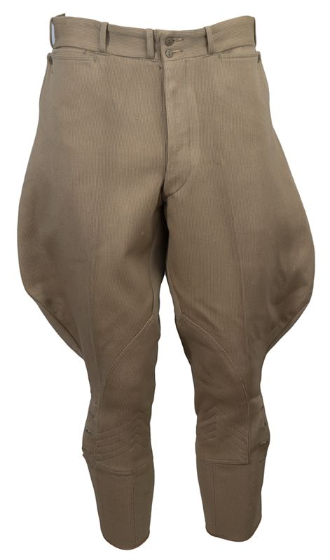 a28658ff6ade 1930s Men's Riding Breeches | Vintage Men and Men's Clothing from ...