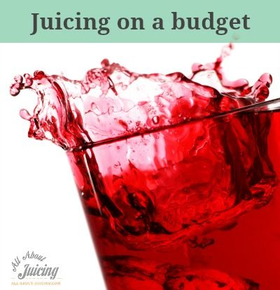 Juicing on a budget. Pinch the pennies to drink fresh juice, it's okay. www.all-about-juicing.com