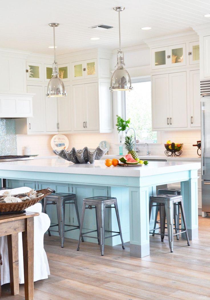 25+ Best Ideas About Coastal Kitchens On Pinterest
