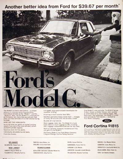 17 Best images about FORD Vintage Advertising on Pinterest ...
