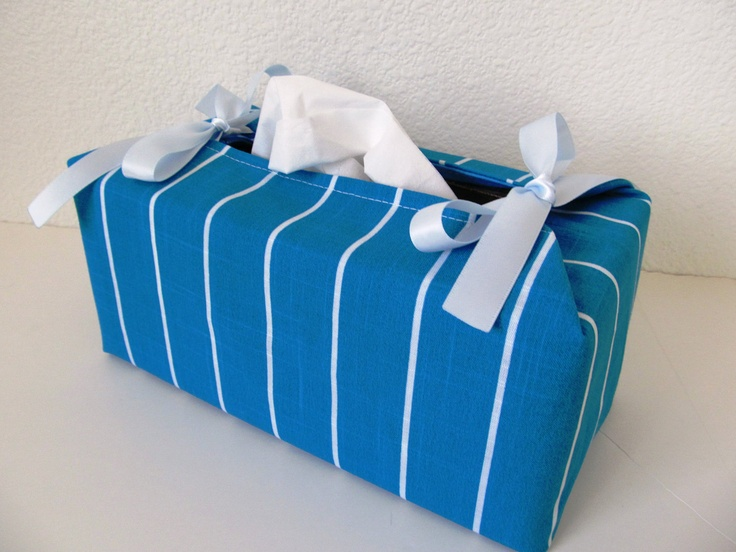 Tissue Box Cover. For inspiration.