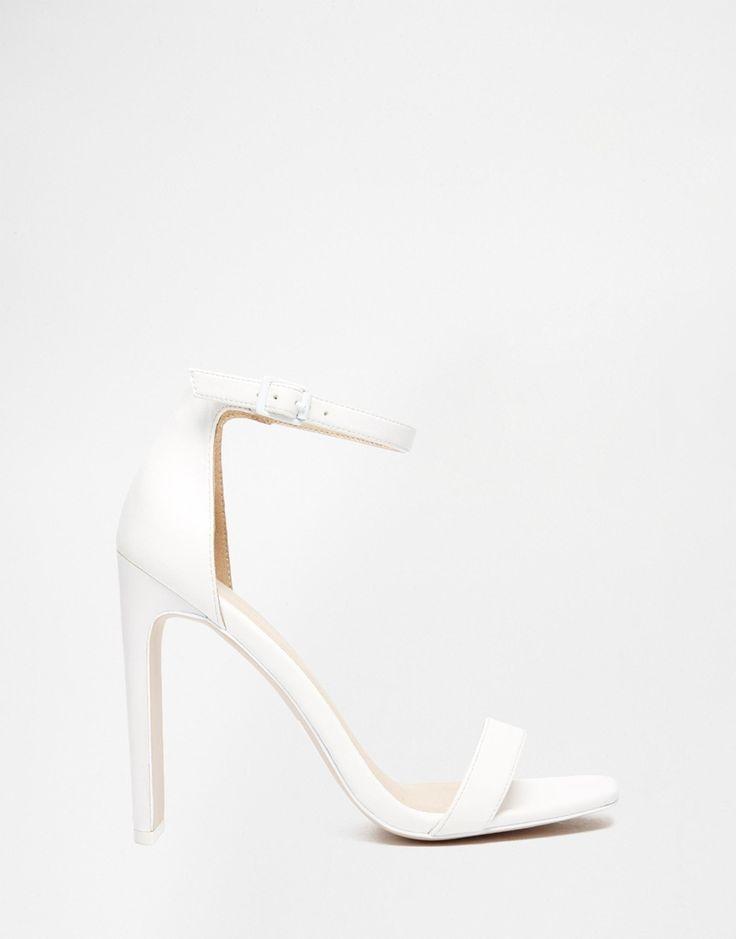 Image 2 ofASOS HAMPTON Heeled Sandals