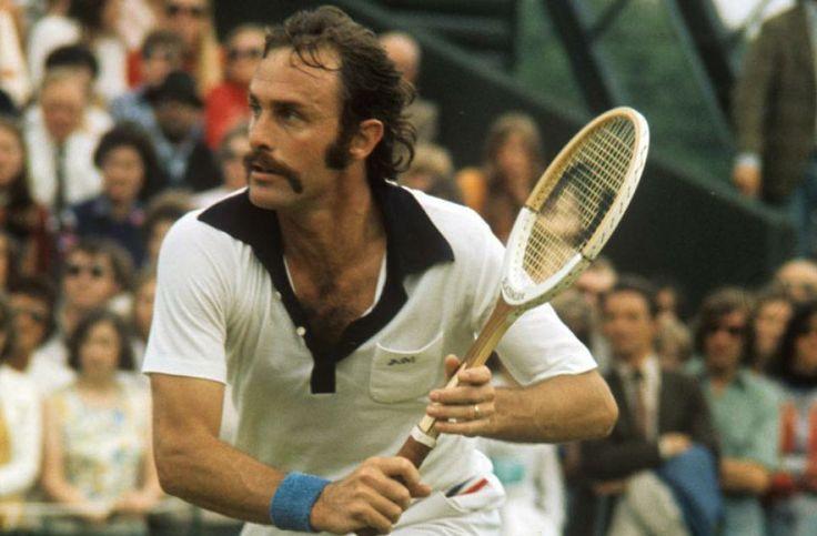 Les raquettes mythiques du tennis : LA SLAZENGER CHALLENGE N°1 DE NEWCOMBE