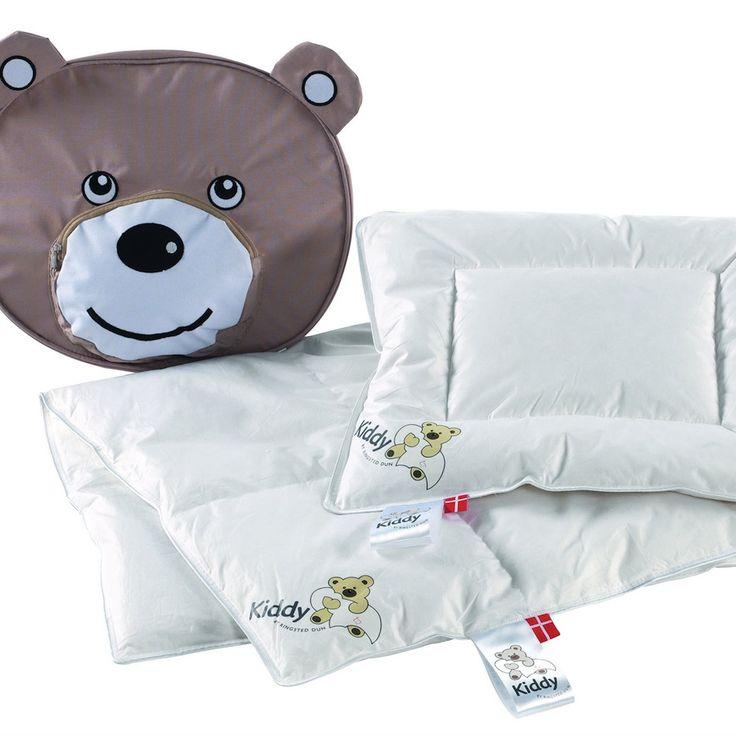 Kiddy - пуховые одеяла и подушки для малышей.