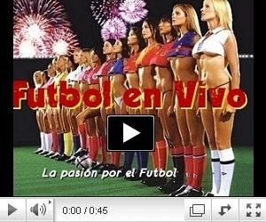 Lo mejor del Futbol en vivo y directo, los resultados de Futbol online con partidos de la Liga Española, Liga Argentina, Liga Mexicana y mucho más…