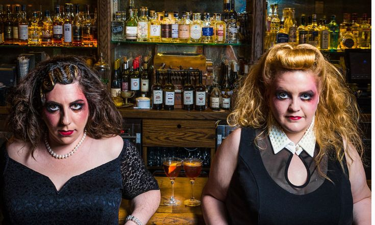 Mother's Ruin. Adelaide Fringe. Gin. Cabaret. Arts. Culture. Explore. Discover. See. InDaily.