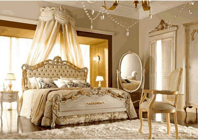 10 Luxury Chateau Chic Bedroom Ideas French Style Bedroom