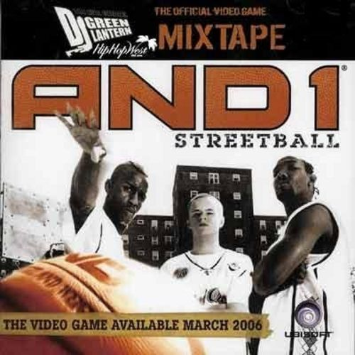 and 1 streetball video game