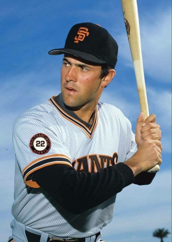 Will The Thrill Clark Giants Baseball Mlb San Francisco Giants Famous Baseball Players