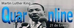 Día de Martin Luther King. http://www.quaronline.com/