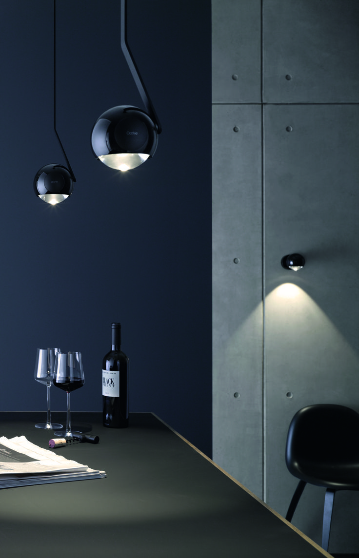 Cool Future Light Design is a pany that supllies the full range of occhio lighting