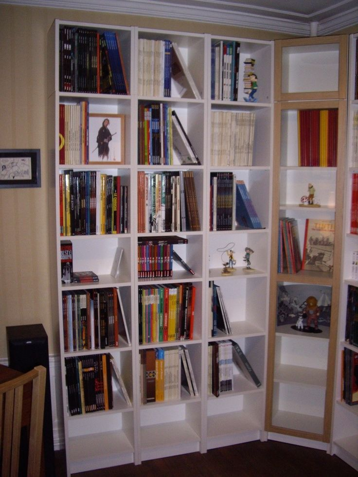 Bibliotheque Billy Ikea Occasion #9: Bibliothèque Billy Ikea Angle