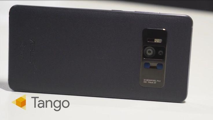Realidad Aumentada ZenFone AR