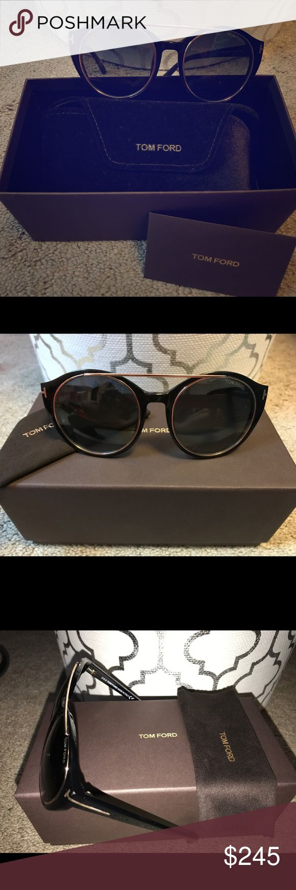 Authentic tom ford women s sunglasses