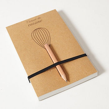whisk notepad