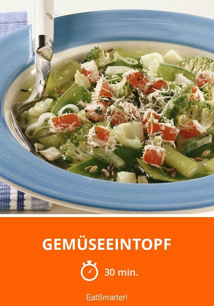 Gemüseeintopf - smarter - Zeit: 30 Min. | eatsmarter.de