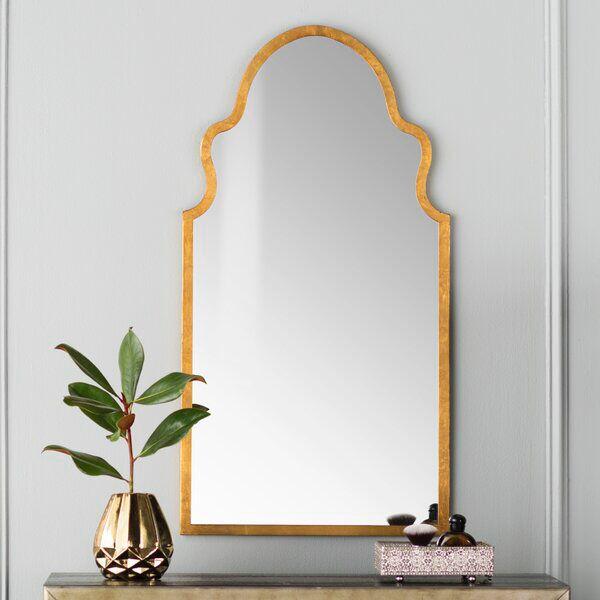 Menachem Accent Mirror In 2020 Gold Mirror Wall Accent Mirrors