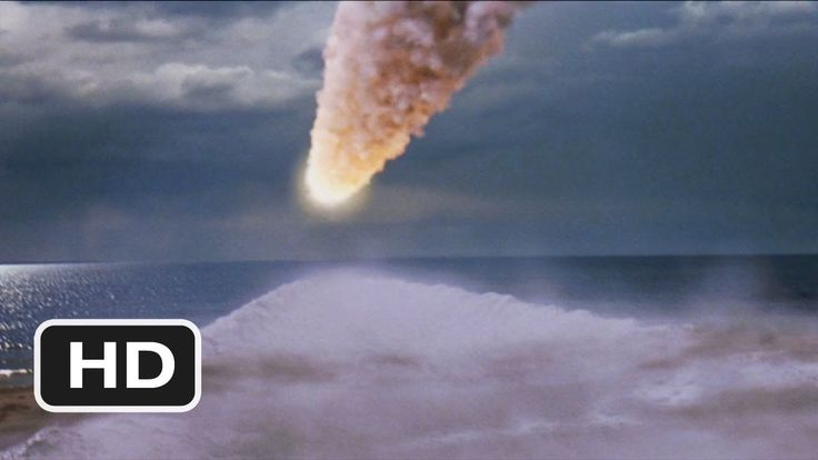Deep Impact (8/10) Movie CLIP - The Comet Hits Earth (1998) HD Possibly Predictive Programing for comet impact on Sept 24 2015