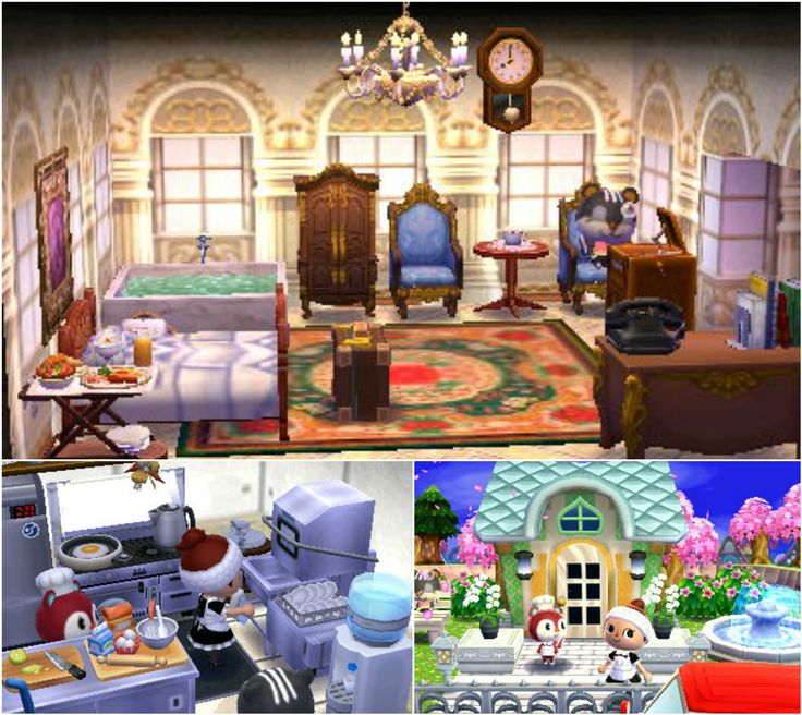 Animal crossing happy home designer blaire a classy hotel visit in game 0804 7769 915 for Animal crossing happy home designer hotel