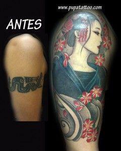 Tatuagens de Geishas (29)