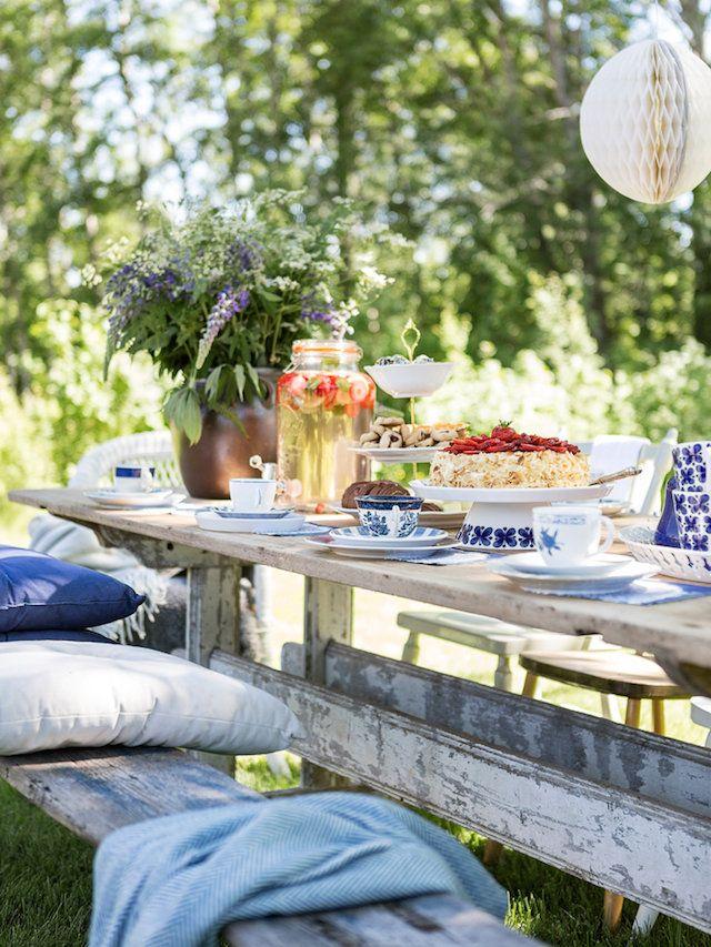 An idyllic Swedish country home