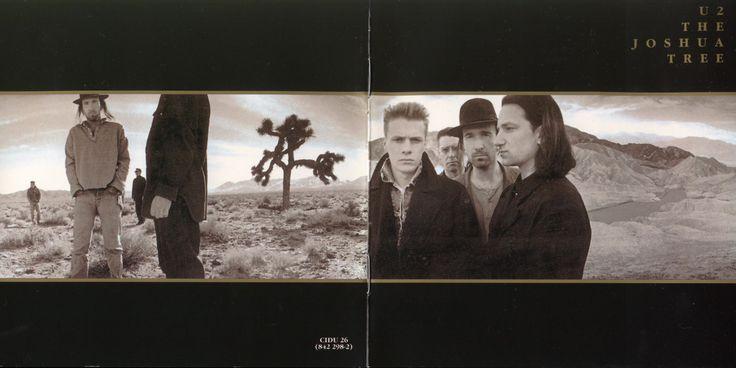 «The Joshua Tree» — U2 (1987)