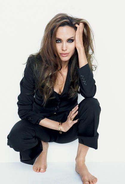 Angelina Jolie photographed by Patrick Demarchelier | Vanity Fair